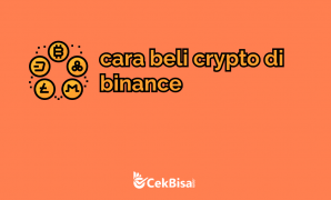 Cara Beli Crypto di Binance