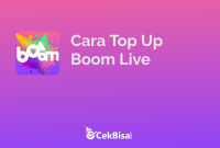 Cara Top Up Boom Live